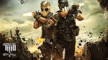 Army of Two Le Cartel du diable artwork
