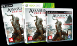 assassin\'s creed III boite