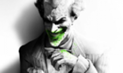 Batman Arkham City 17 08 2011 art Joker head