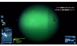Battlefield 3 IRNV scope vignette