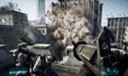 Battlefield 3 Modern Warfare 3 Destructible Buildings