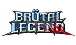 brutal legend Brutal Legend logo 600x