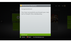 Call of Duty Elite  Membership 1