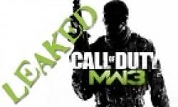 COD modern warfare 3 leak