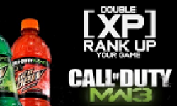 double xp mw3