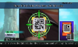 Dragon Ball Z Kinect vignette scan qr code