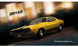 driver san fransisco DRVSF R 001 DodgeChallengerRT1970 FrontLogoName
