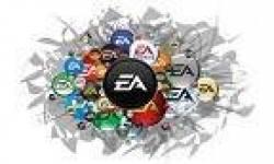 EA Electronic Arts logos
