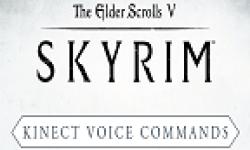 elder scrolls V skyrim commande voix kinect vignette