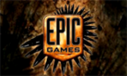 Epic Games logo head