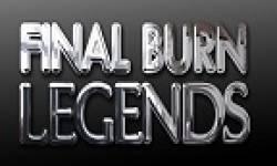 Final Burn legend vignette