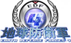 Force de Défense Terrestre 4 earth defense edf 4 logo vignette