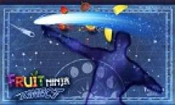 fruit ninja kinect dlc capsule spaciale vignette