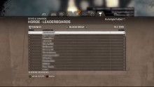 gears of war 3 leaderboards blood drive