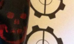 GOW3 Crosshair Vignette