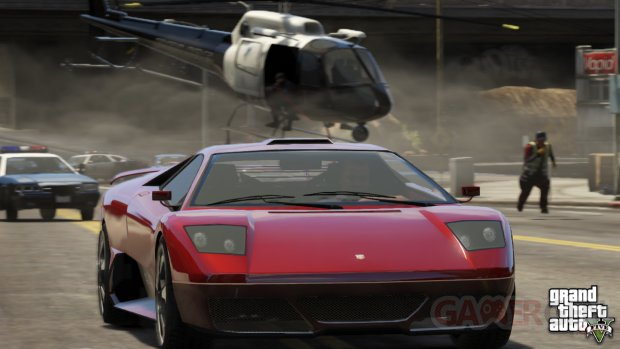 GTA V 5 Screenshot 10 24 08 2012