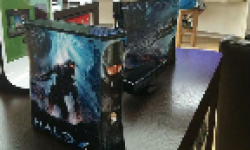 Halo 4 consoles