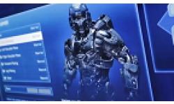 Halo4 menu