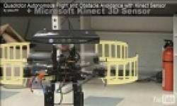 hélicoptère kinect vignette