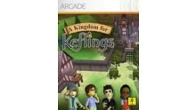 jaquette : A Kingdom for Keflings
