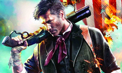 jaquette cover Bioshock Infinite Xbox 360 format fiche jeu