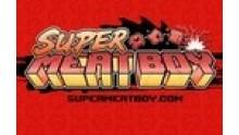 jaquette : Super Meat Boy