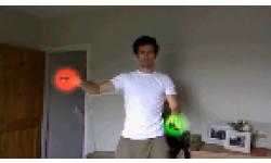 Kinect jongle