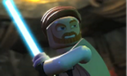 LEGO Star Wars III vidéo trailer E3 2010 logo