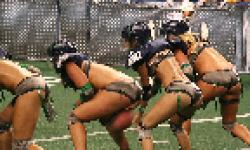lingerie football league yuke media lfl vignette