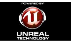 Logo Unreal technologie