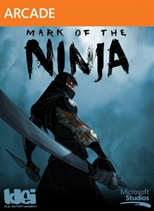 Mark of The Ninja - jaquette