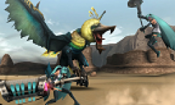 Monster HUNTER FRONTIER G   Miku HATSUNE vignette