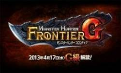 monster hunter frontier G xbox 360 vignette