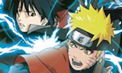 Naruto Ninja Storm 2 PS3 couverture logo