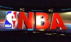 NBA Logo vignette