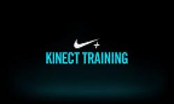 Nike + Kinect training logo vignette xbox 360