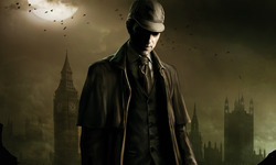 Nouvelles Aventures Sherlock Holmes Testament art 1