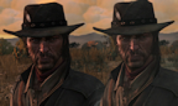 Red dead redemption comparaison PS3 Xbox 360 logo