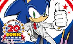 Reportage et exclusivite Japon Joypolis SEGA  les 20 ans de Sonic logo