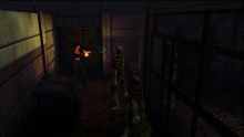 Resident Evil Code Veronica X HD 15