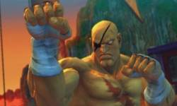sagat in street fighter 4