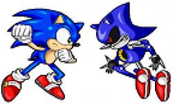 sonic vs metal sonic by sonictopfan