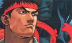 Street Fighter II 3rd Strike Dreamcast head 1