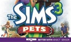 the sims 3 pets kinect game