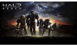 theme halo reach Main menu