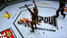 UFC Undisputed 2010 Test Xbox 360
