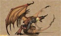 vignette head crimson dragon