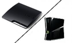 vignette PS3 XBOX360 slim xboxgen