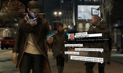 Watch Dogs Xbox One screenshot