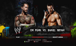 WWE 13 mode creation vignette CM Punk vs Daniel Bryan